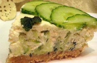 Бутерброды с творогом и сыром