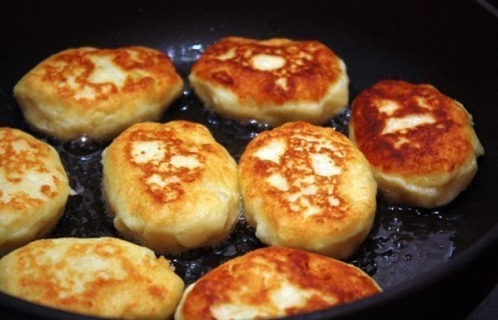 Котлеты из картошки рецепт с пошагово в
