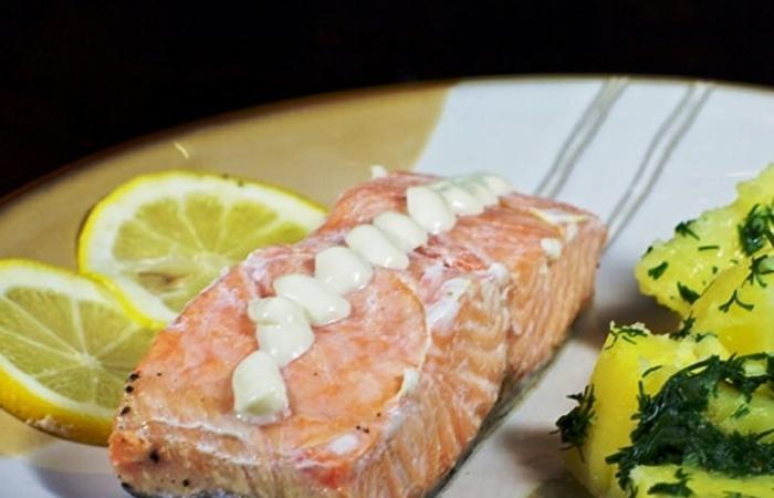 Рецепты рыба красная в фольге в духовке с фото пошагово