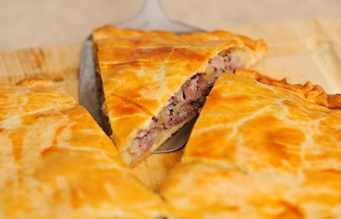 Пирог на протвине в духовке рецепт с пошагово