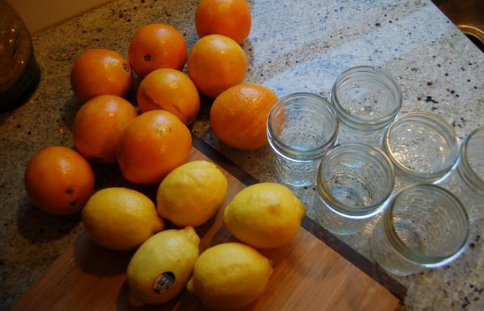 Джем апельсинов рецепт фото