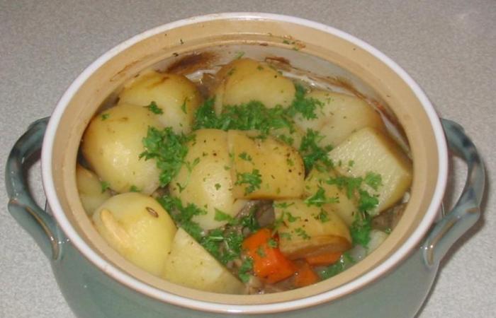 Ирландское рагу рецепт с фото