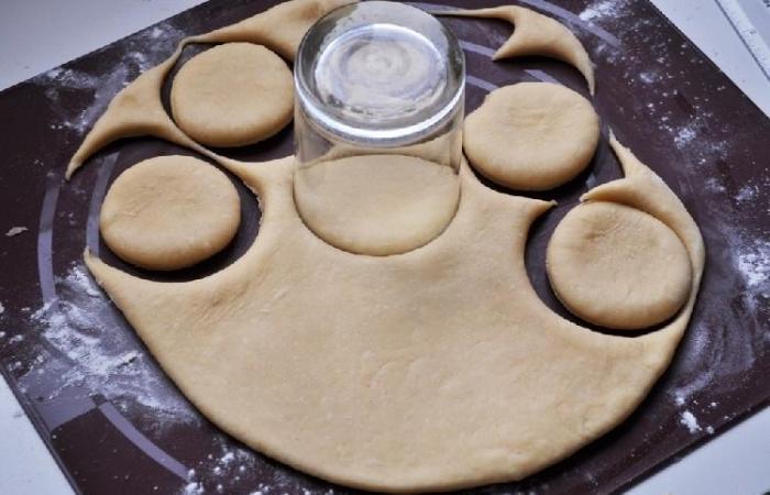 Пончики на скорую руку рецепт с фото
