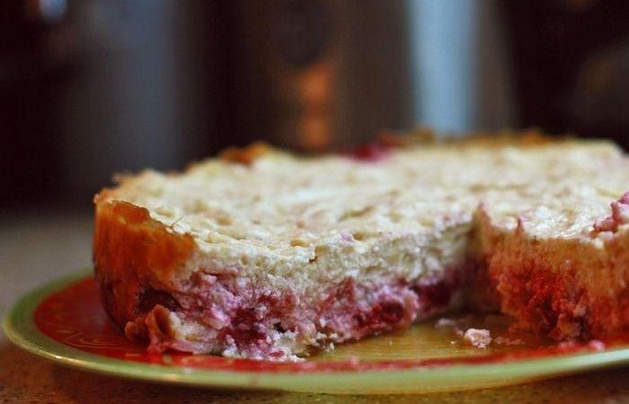Шарлотка с манкой и яблоками - пошаговый рецепт с фото
