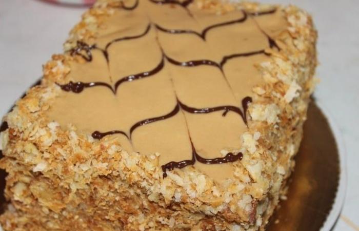 Как сделать в домашних условиях торт наполеон