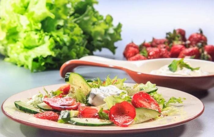 Лучшие овощные салаты – простые и вкусные рецепты