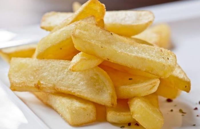 Картофель фри в домашних условиях рецепт пошагово