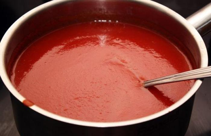 Как сделать томатную пасту рецепт с