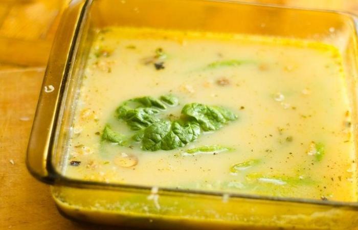 Суп из стручковой фасоли вегетарианский