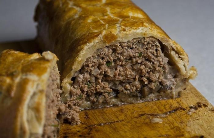 Лучшие блюда Европейской кухни - мясной рулет
