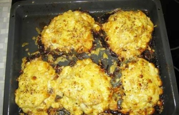 Филе по-французски рецепт пошагово