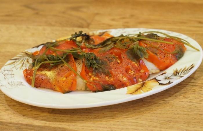 Лучшие блюда в мультиварке - филе тилапии