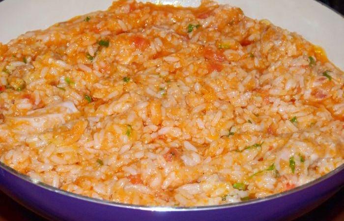 Икра кабачковая с рисом рецепт