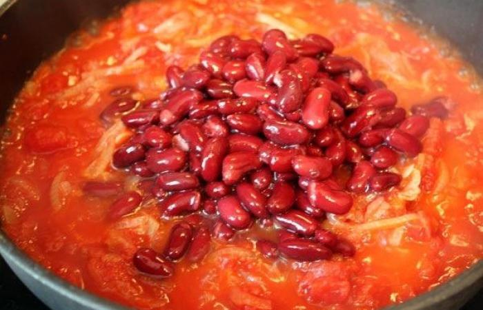 Из красной фасоли на зиму рецепты