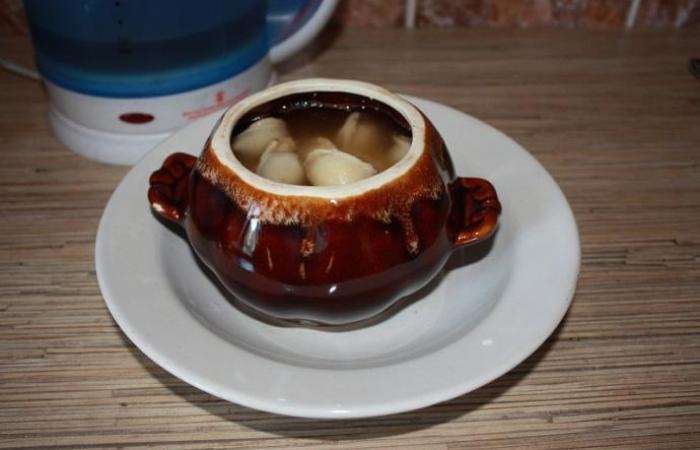 Суп на говяжьем бульоне с вермишелью рецепты
