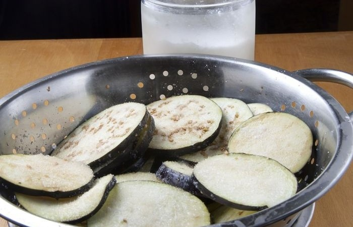 Рецепт баклажаныы с фото пошагово