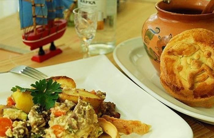 Жаркое из баранины пошаговый рецепт 92