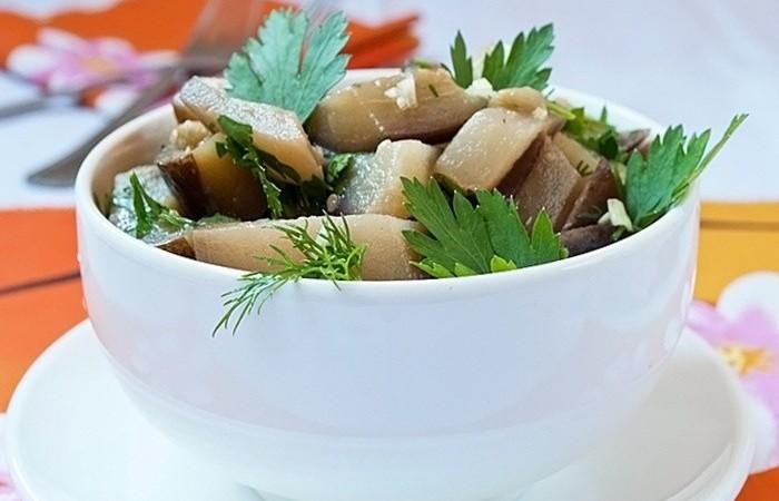 салат рецепт с фото простой