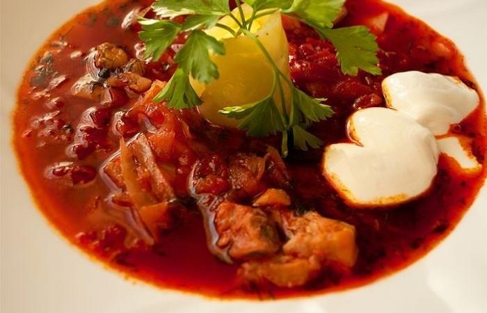 как варить борщ со свининой пошаговый рецепт