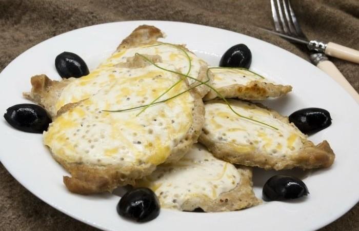 куриные котлеты в духовке рецепт со сметаной и сыром