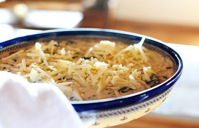 сырный соус для спагетти рецепты с фото