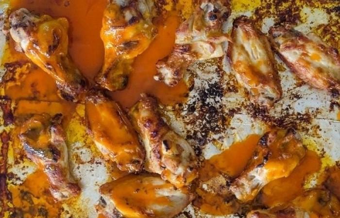 Сердца куриныеы в духовке