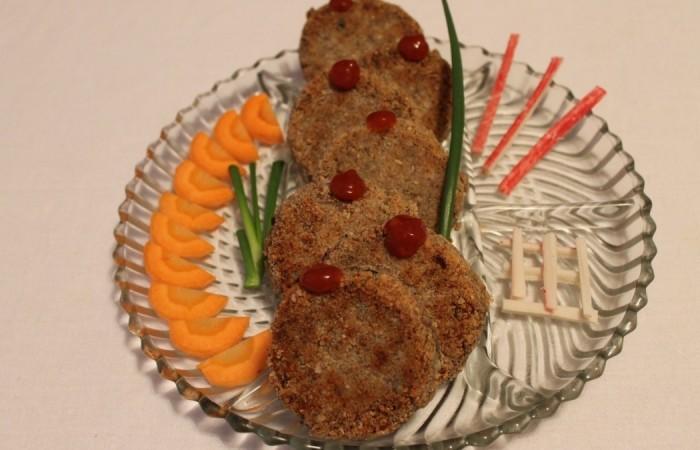 рыбные котлеты из сайды рецепт