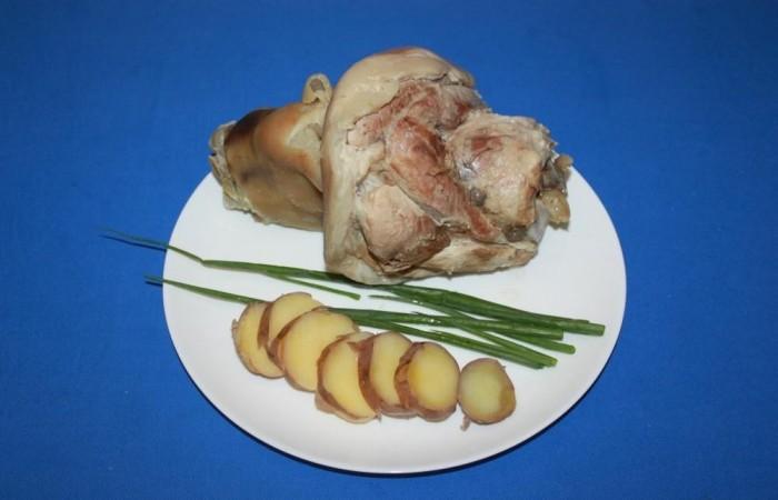 рулька свиная вареная в мультиварке рецепт
