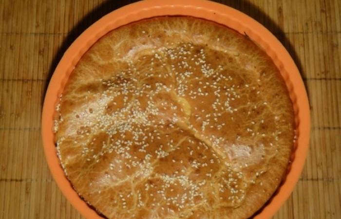 Пирог капустный пошагово