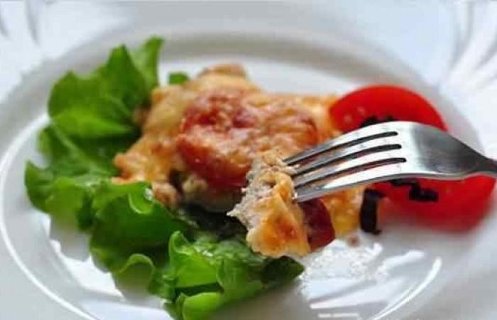 Мясо французски фото рецепт без майонеза