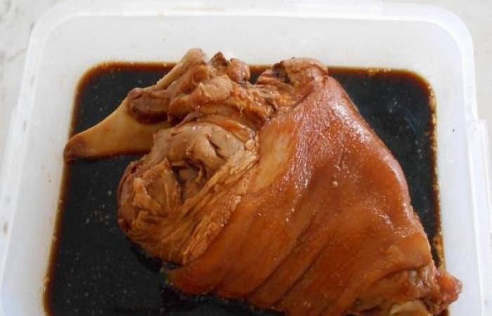 Рулька свиная в пиве рецепт с фото