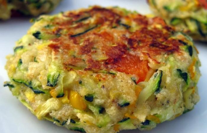Рецепт из кабачков и картофеля рецепт с фото пошагово