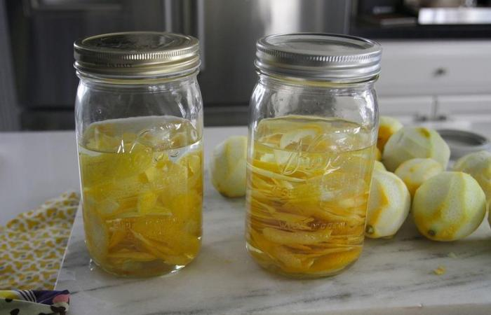 Лимоны на спирту домашних условиях