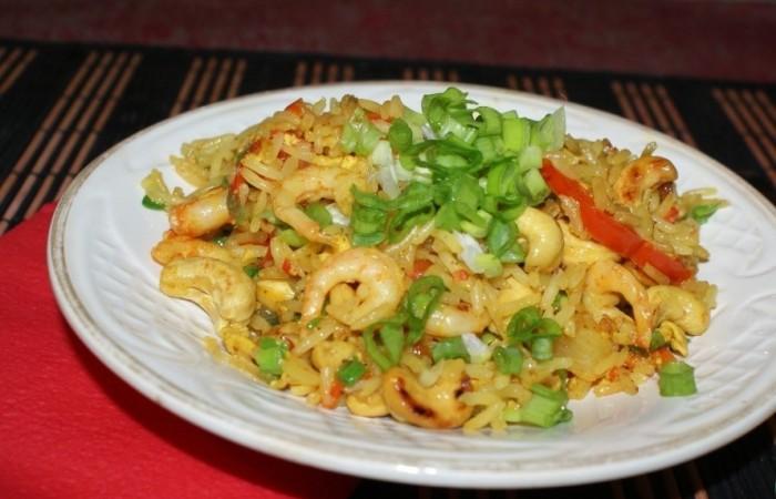 Рис по тайски рецепт