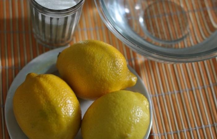 Как сделать лимонную воду из лимона 59