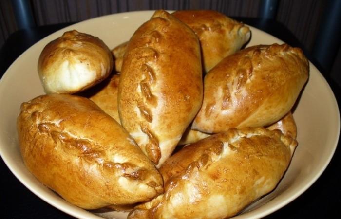 пирожки с картошкой в духовке пошаговый рецепт