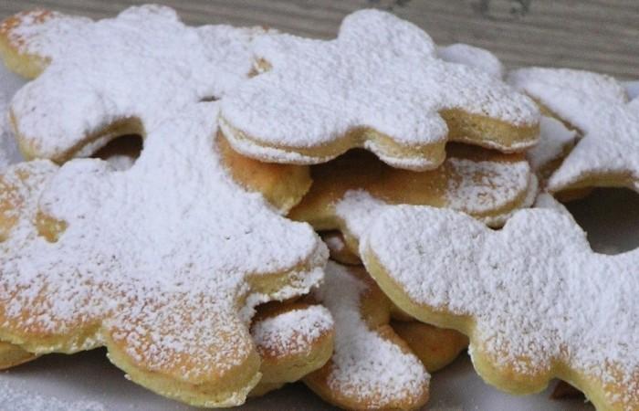 Творог печенье для детей