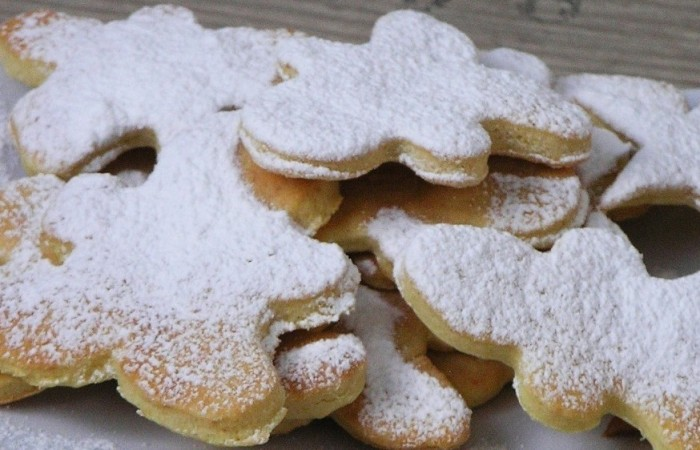 творожное печенье рецепт с фото пошагово для детей