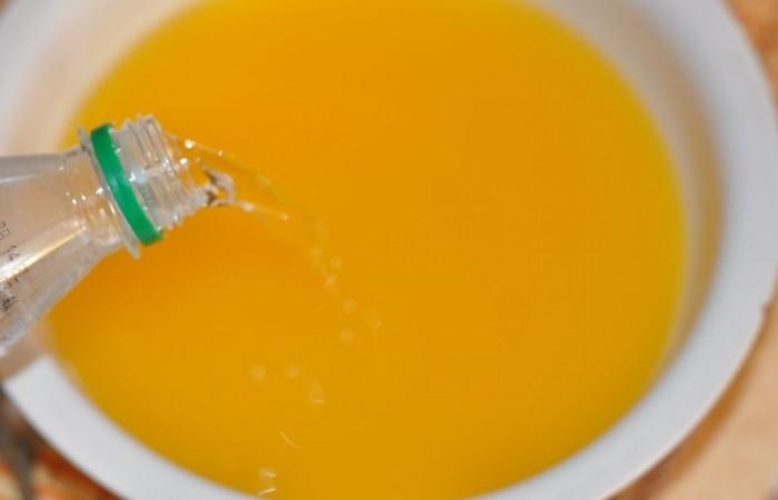 Фанта в домашних условиях из апельсинов