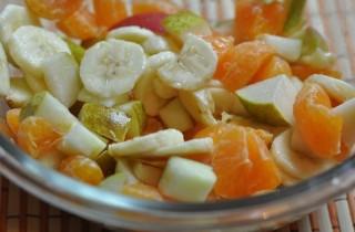 Фото фруктового салата своими руками