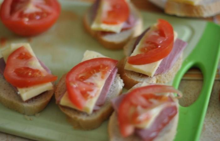 Как вкусно сделать горячий бутерброд 970