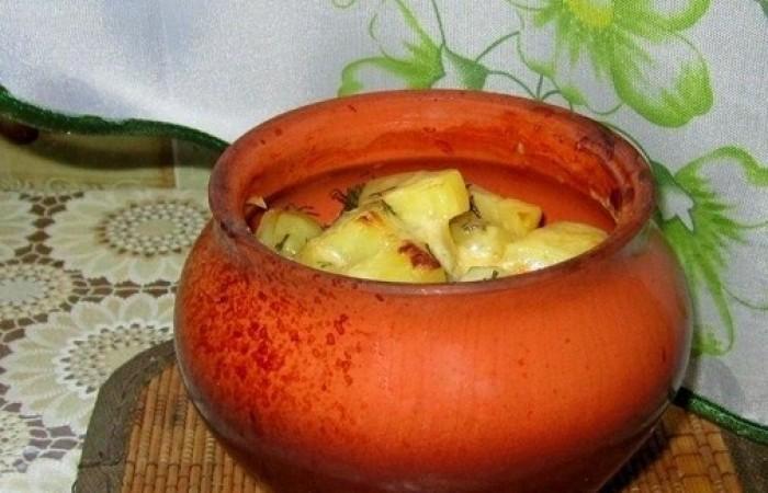 Блюда в горшочках рецепт пошагово с