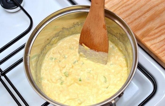 Сырный соус для мексиканских чипсов - пошаговый рецепт с фото