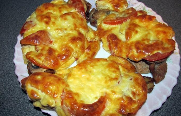 Мясо по французски рецепт пошаговое фото