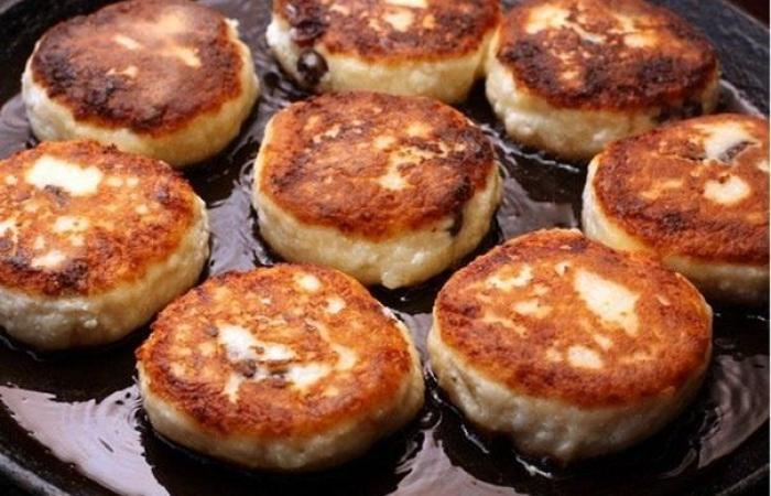 творожные сырники рецепт с фото