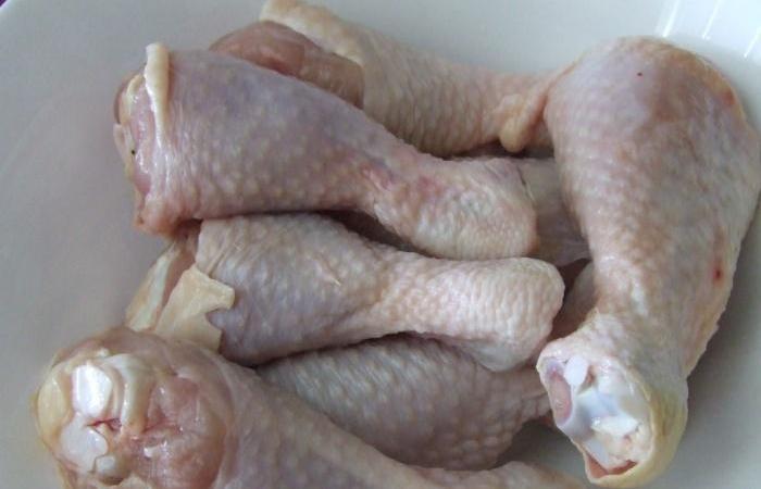 куриные голени в рукаве рецепт с фото