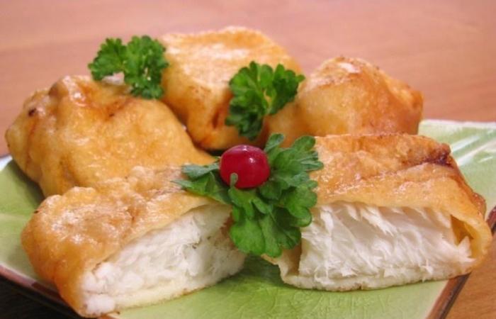 Рецепт приготовления филе в кляре