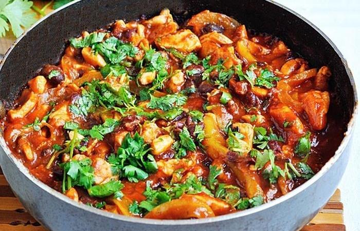 Бурито с овощами рецепт с фото