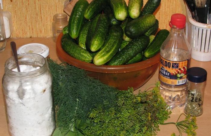салаты маринованные фото рецепт
