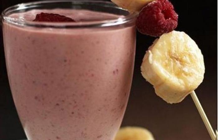 Молочный коктейль пошаговый рецепт фото